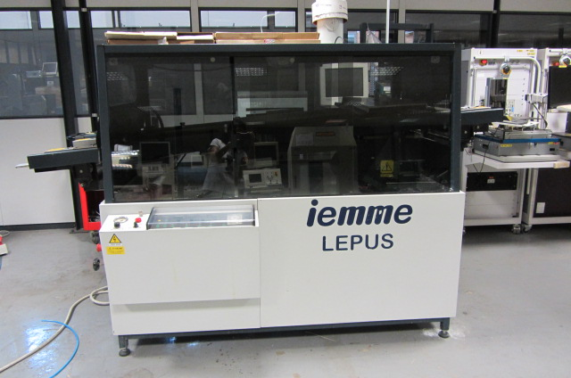 IEMME Lepus F Lead Free    A22 – Wave Soldering