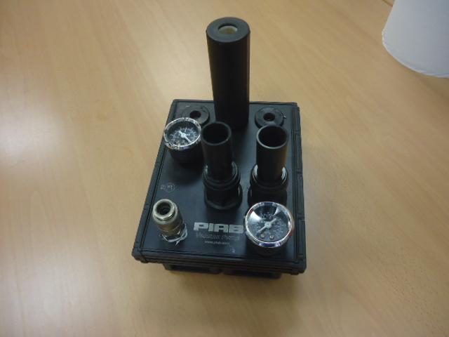 Vacuum pump   PIAB  ( Used )
