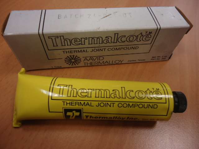 Grasso per applicazioni termiche AAVID THERMALLOY 250gr.
