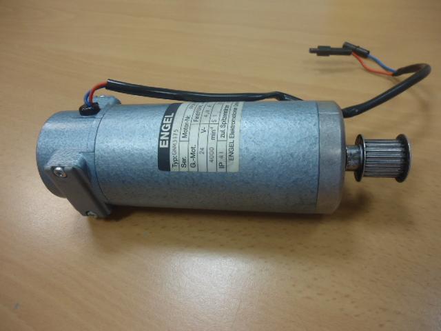 Servo motor  24v 4.8a      ENGEL   ( Used )