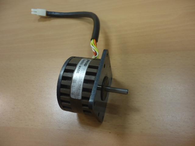 Stepper motor 52mm.Frame 5mm. Shaft      ESCAP  ( Used )