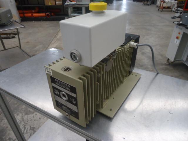 Pompa Rotativa Vacuum  PFEIFFER BALZEIRS ( Used )