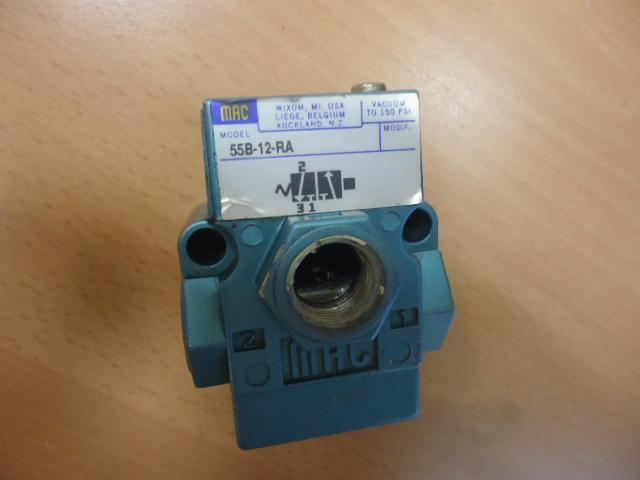 Valvola pneumatica  MAC           ( Used )