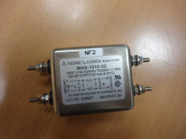 Noise filter  NEMIC LAMBDA   ( Used )