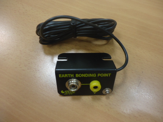 Earth bonding point    ELME