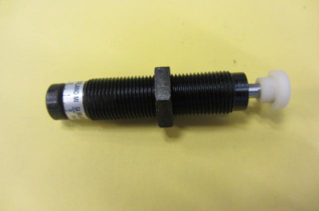 """Absorber shock,1/4"""" borex 1/2"""" strocke 3/4-16 thread  ( Used )"""