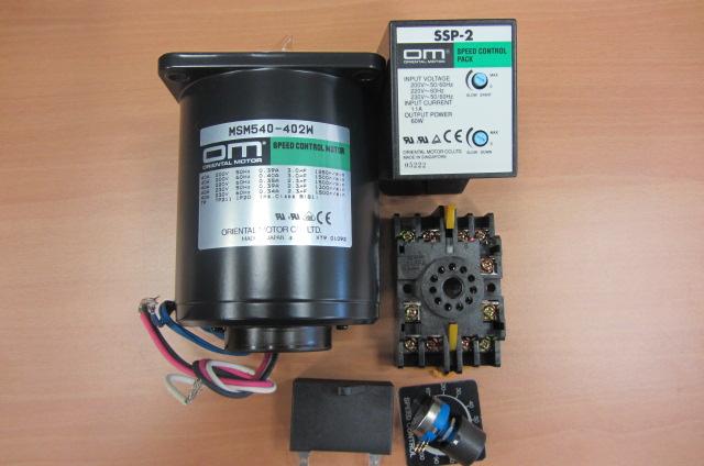 Kit motore OM  MSM540-402w