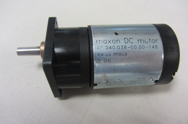 Motoriduttore Maxon 41.040.038.00.00-148