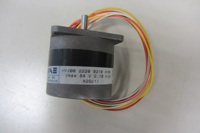 MAE Motore HY200 2220 0210 AX08 vmax 84 v.2.10 A/ph
