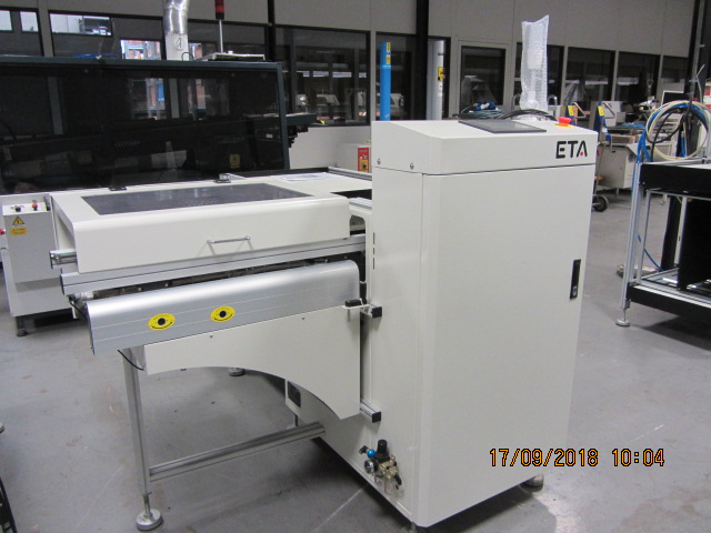 ETA buffer CB-LL – Handling Machine