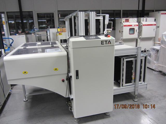 ETA unloader NOUL-XL – Handling Machine