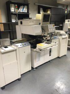 MARTEK AUTOMATION 8090/98 WH (complet line 5) – Wire Bonder Machine