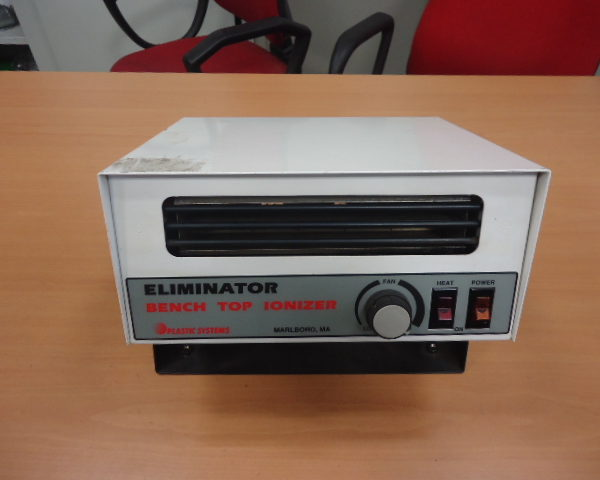 Plastic System : Eliminator Bench Top Ionizer