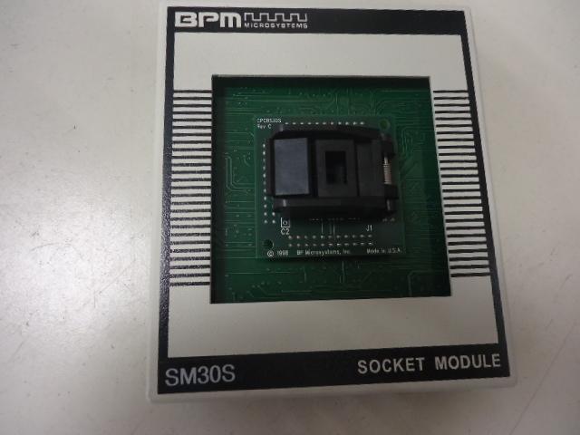 Socket Module  BPM