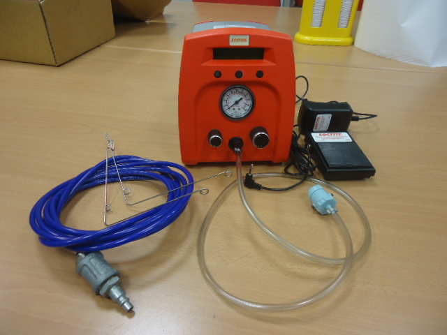 Digital Sirynge Dispenser  LOCTITE