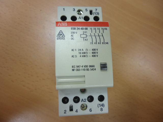 Teleruttore  ABB ( Used )