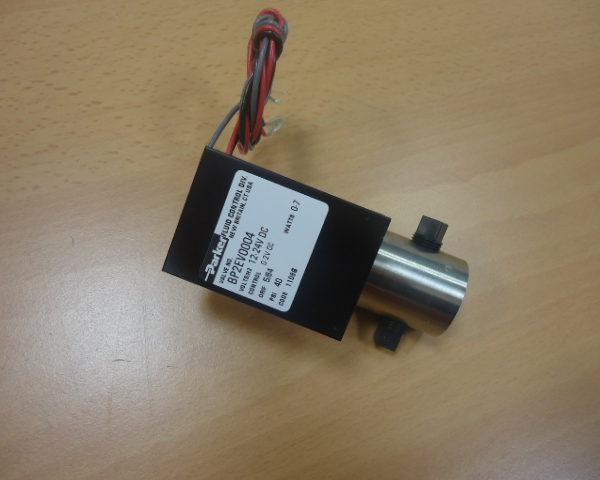 Control propotianal valve 40 psi 12-24v. 0.2v. PARKER