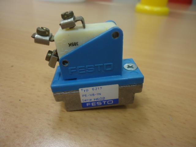 Converter typ 6217      FESTO      ( Used )