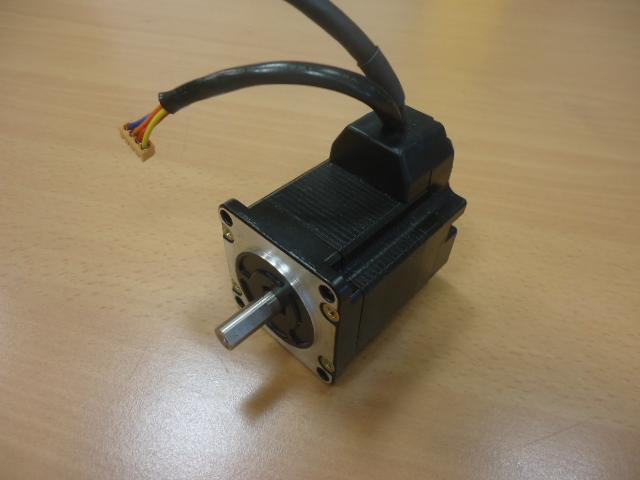 Servo motor  SANYO DENKI    Robustsyn     ( Used )