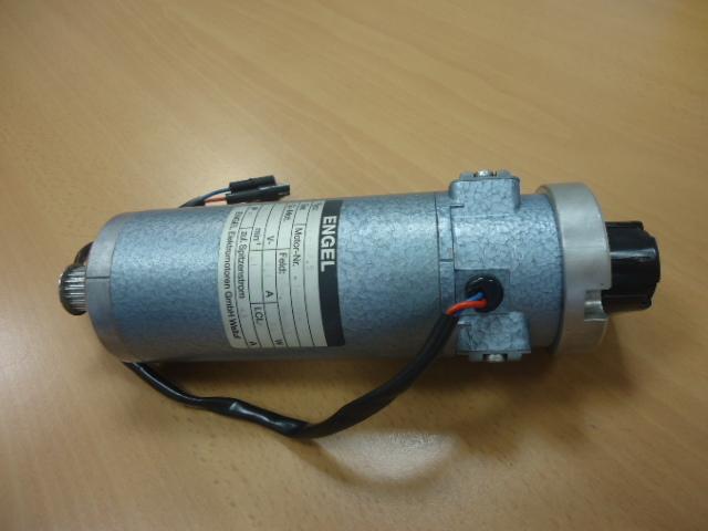 Servo motor  24v 4.1a      ENGEL   ( Used )