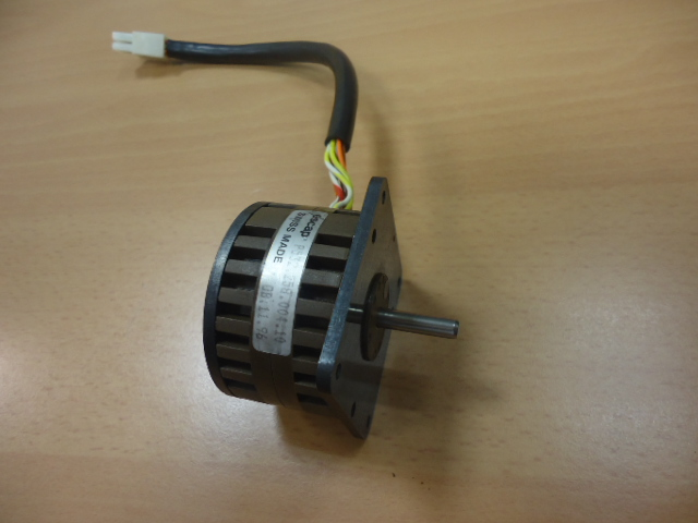 Stepper motor 52mm.Frame 5mm. Shaft      ESCAP  ( Used )