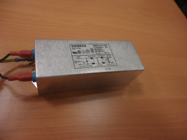 Semiconductor 115-250v  6a      SIEMENS     ( Used )