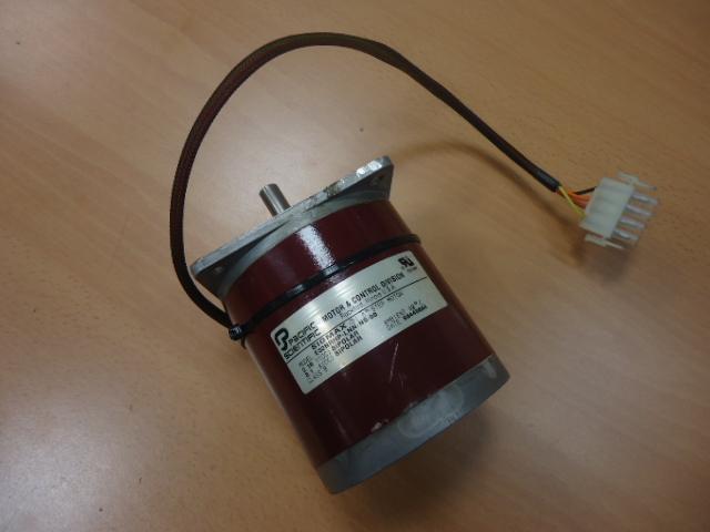 Motore 2.16vdc Bipolar/3.1A bipolar PACIFIC SCIENTIFIC  ( Used )