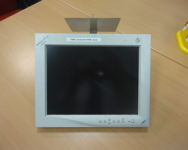 Monitor multisyne   NEC