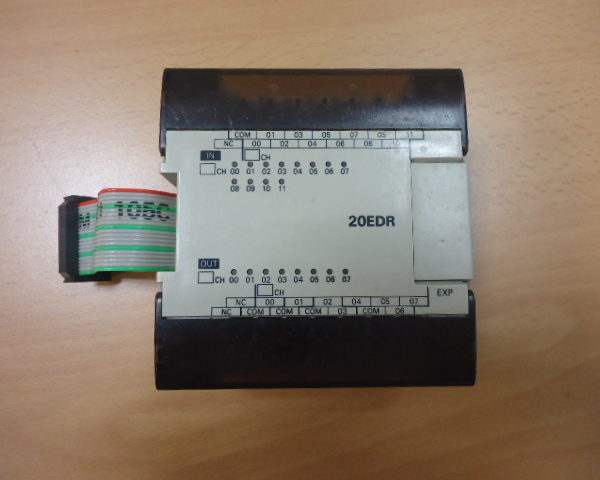 Programmable controller Sysmac 20EDR     OMRON  ( Used )