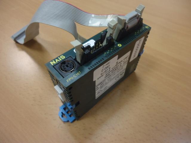 Plc NAIS  FP0-C16T-A Versione 2.3
