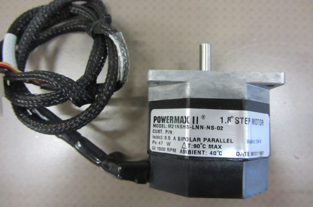 Motor,lt.wid   M22 ( Motore apert./chius convogliatore,settore1-3) ( Used )